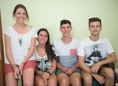 Lisa Karney (Sydney), Amy Lourie (Melbourne), Gideon Kanikevich ( Sydney), Seb Dunbar (Melbourne)