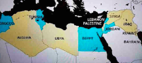 ABC explain Israel's omission on a map