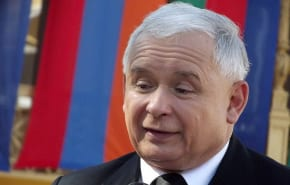 Polish nationalist leader denounces anti-Semitism, lauds Israel