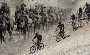 Mountain bikers to trace the Light Horsemen's ride