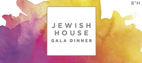 Nov-28   Sydney:   Jewish House Gala Dinner