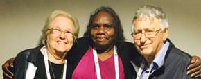 """The Jews are like my people"" – Aboriginal elder"