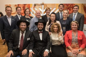 Chanukah in the ACT parliament