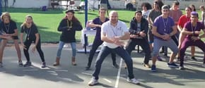 Rugby fever breaks out at Israeli school