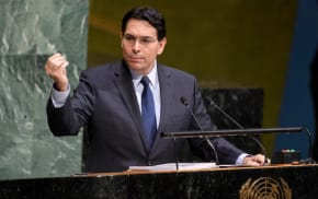 Danon to UN: there are no 'two sides' concerning Gaza