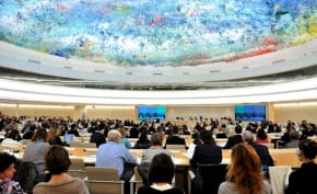 Overwhelming majority of UN Human Rights Council reps praise Iran on record