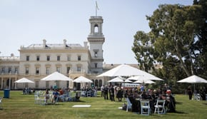 Victoria Government House Open Day