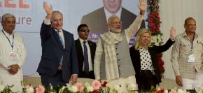 Netanyahu says $500 million Spike missile deal with India is back on