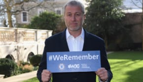 Chelsea Football Club joins World Jewish Congress #WeRemember Campaign to Combat Anti-Semitism