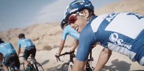Israeli cycling academy makes local history