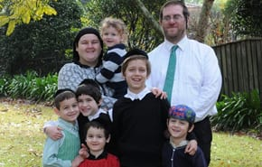A new rabbi for the ACT Jewish community