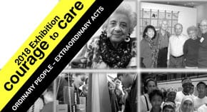 Mar-08 to Mar-28   Sydney:   Courage to Care exhibition