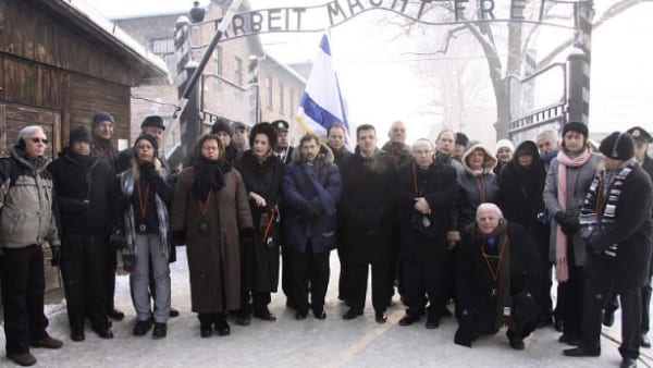 Debate raging on Poland's Holocaust bill