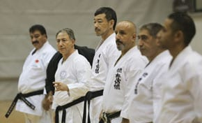 Budo for Peace's 4th international Martial Arts for Peace seminar