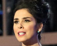 Slap-happy comedian Sarah Silverman: Whose side are you on?