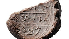 Eighth-century clay seal with 'signature of prophet Isaiah' found in Jerusalem