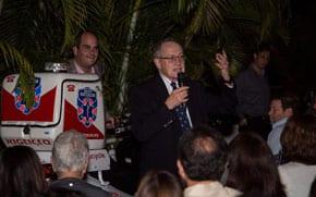 Alan Dershowitz on Israel at 70: 'A Light Unto the World'