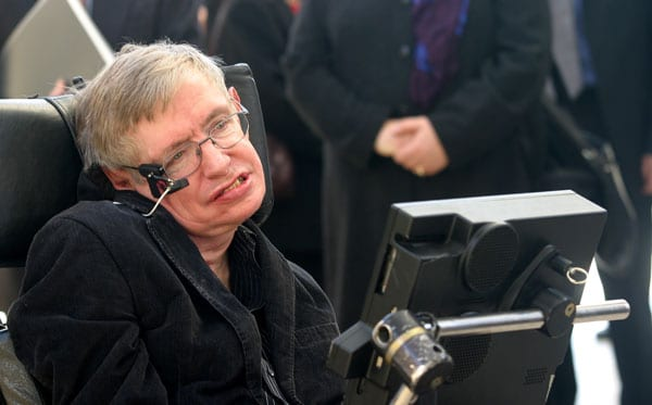 Stephen Hawking: Harrogate residents pay tribute to renowned physicist
