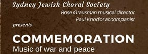 Apr-15   Sydney:   Commemoration