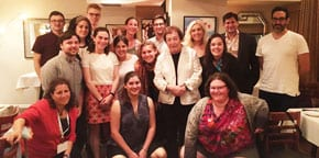Applications Open for the Fourth Year of Naomi Chazan Fellowship