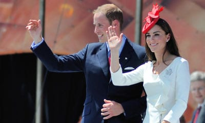Ever official visit of British royal to Israel announced