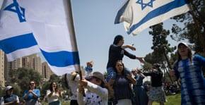 Israel's population tops 8.8 million on 70th anniversary