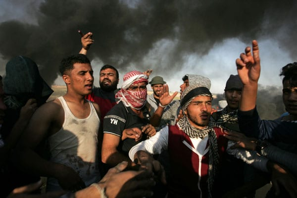 'Hamas at the fence': Israeli media's spin on Gaza protests