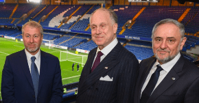 World Jewish Congress and Chelsea F.C. on the same team