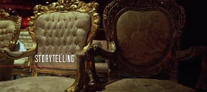 Shalom: storytelling