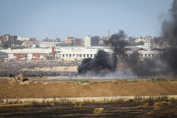 Hamas offers Israel quiet on Gaza border if airstrikes reduced
