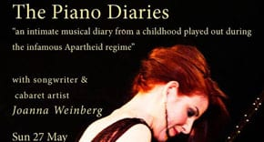 May-27   Sydney:   The Piano Diaries