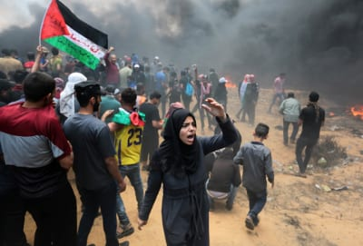 United Nations mulls sending global war crimes probe to Gaza