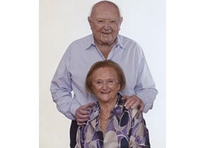MSO honours Marc and Eva Besen with Life Membership