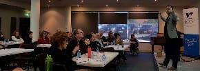 JCCV helps community organisations develop fundraising skills