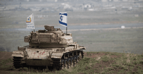 European Parliament member calls for EU to recognise Israel's sovereignty over Golan Heights