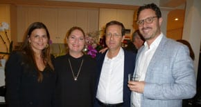 UIA Isaac Herzog events photo gallery