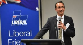 A chat with Dave Sharma
