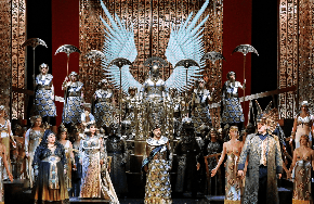 Aida…spectacular and phenomenal: an opera review by Victor Grynberg