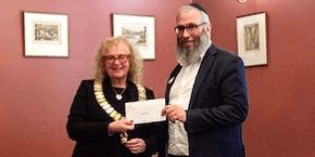 Jewish House gets a local grant
