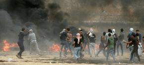 Israel closes Erez Crossing in wake of violent Hamas riots