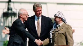 The 'Oslo Diaries' and Yasser Arafat's trunk