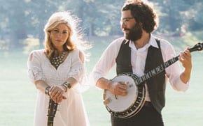 Bluegrass Shabbat at Emanuel