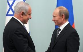 Netanyahu to Putin: 'Syria responsible for shooting down Russian plane'