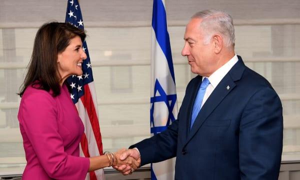 President Trump Accepts UN Ambassador Nikki Haley's Resignation