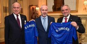Chelsea FC and WJC to convene international summit in Paris to fight racism in sports