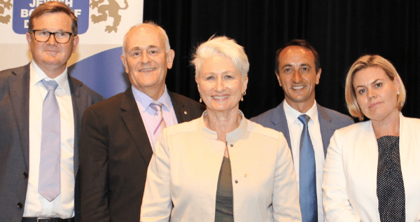 A 'Disgusting' Email Is Circulating About Wentworth Candidate Kerryn Phelps
