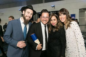 Jewish House Gala Dinner:  a J-Wire photo gallery