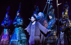 Turandot: re-working lifts opera to new heights