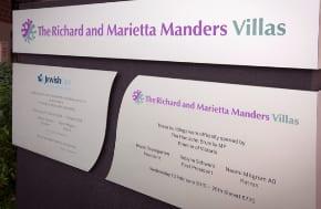 The Manders Villas is Flying!