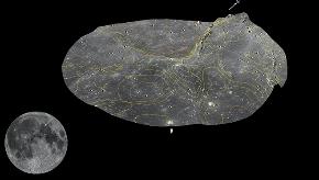Beresheet's lunar landing site revealed